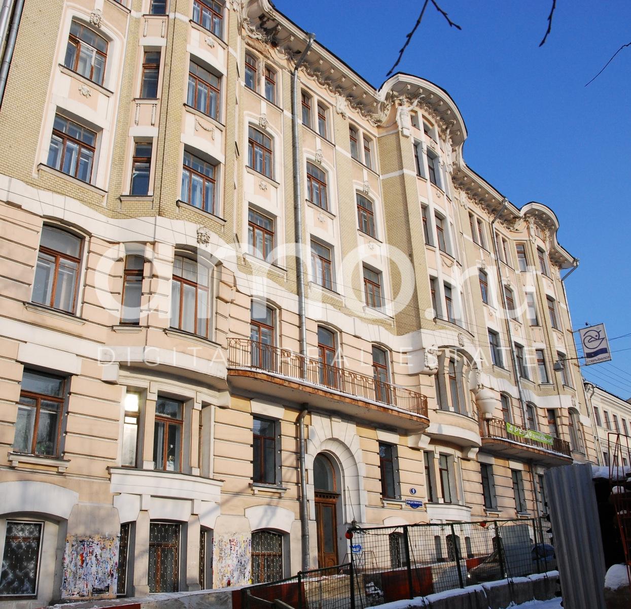 Поиск помещения под офис Малая Лубянка улица арендовать офис Богучарский 1-й переулок